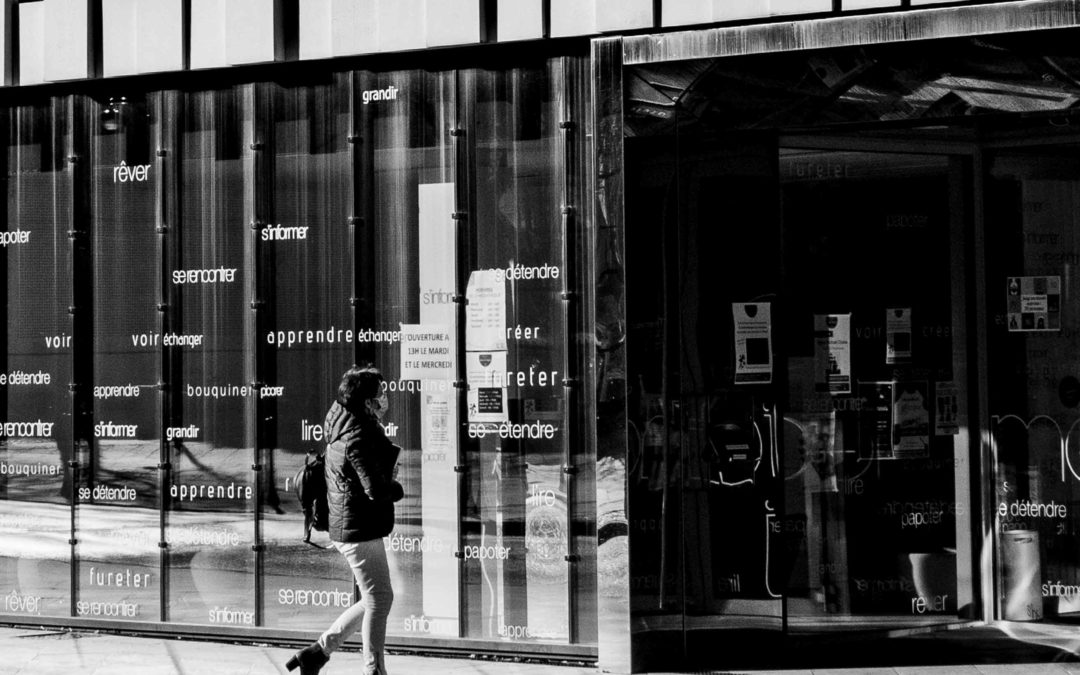Sortie photos de rue